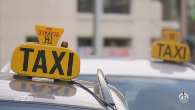 GE: le Service du commerce du canton ordonne à Uber de cesser ses activités [RTS]