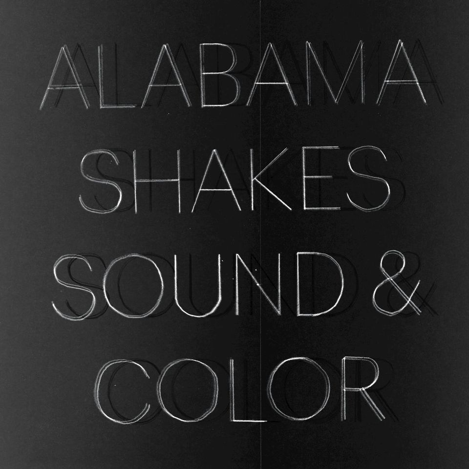 "La pochette de l'album ""Sound & Color"" d'Alabama Shakes. [ATO Records]"
