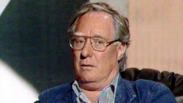 Alexandre Voisard en 1991. [RTS]