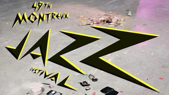 L'affiche du Montreux Jazz Festival 2015. [Montreux Jazz Festival]