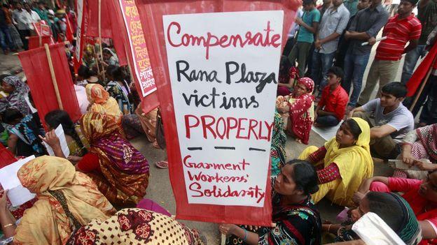 benetton indemnise les victimes de l 39 effondrement de 2013 au bangladesh monde. Black Bedroom Furniture Sets. Home Design Ideas