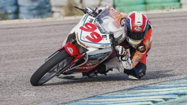 Le Mag: une Suissesse a des rêves de Grand Prix en moto [RTS]