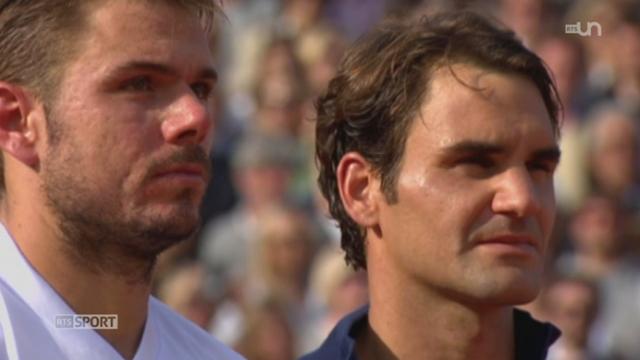 Tennis - Monte-Carlo: retour sur le mauvais tournoi de Federer et Wawrinka [RTS]