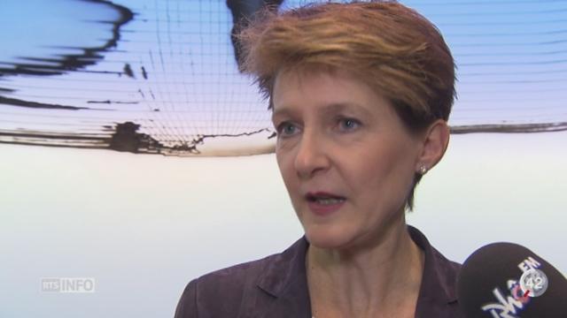 Naufrages de migrants: le débat a de l'écho en Suisse également [RTS]