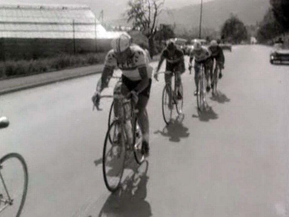En 1968 sur le Tour, victoire du grand Eddy Merckx.