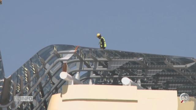 Le chantier de l'Exposition Universelle de Milan est très en retard sur le programme [RTS]