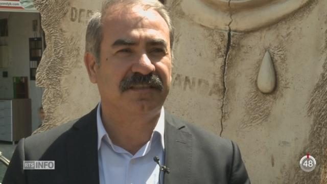 100 ans du génocide arménien: dans certaines régions, un processus de réconciliation a été initié [RTS]