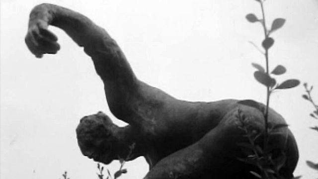 Une oeuvre de Rodin, longtemps méconnue du public.