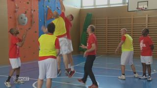 L'histoire du club de basket d'Aigues-Vertes [RTS]