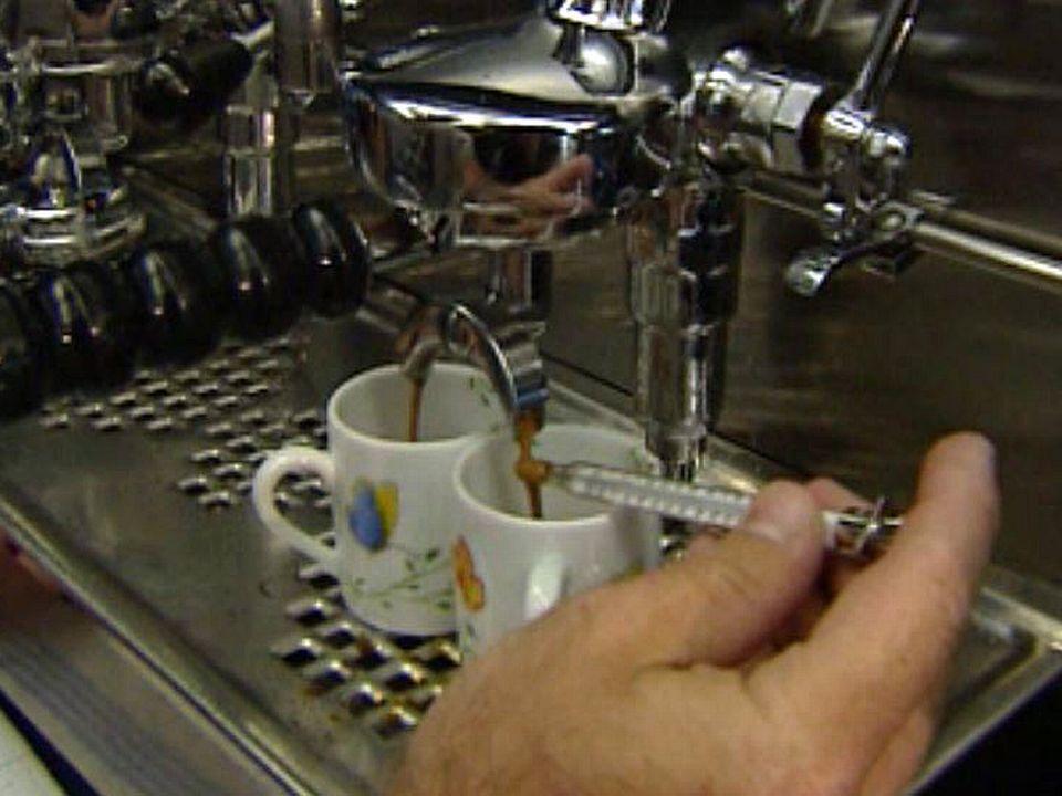 Les Italiens savent préparer un délicieux café: mais comment?