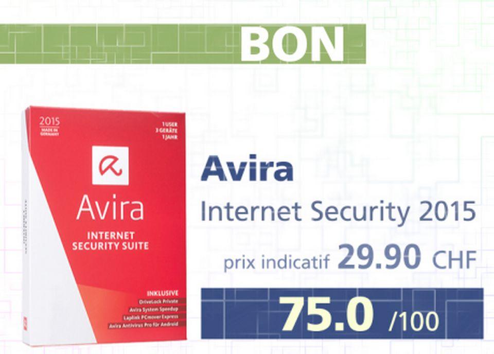 Avira (payant) [RTS]