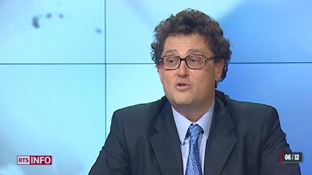 Non à l'EEE: entretien avec René Schwok, professeur à l'Institut européen de l'Université de Genève