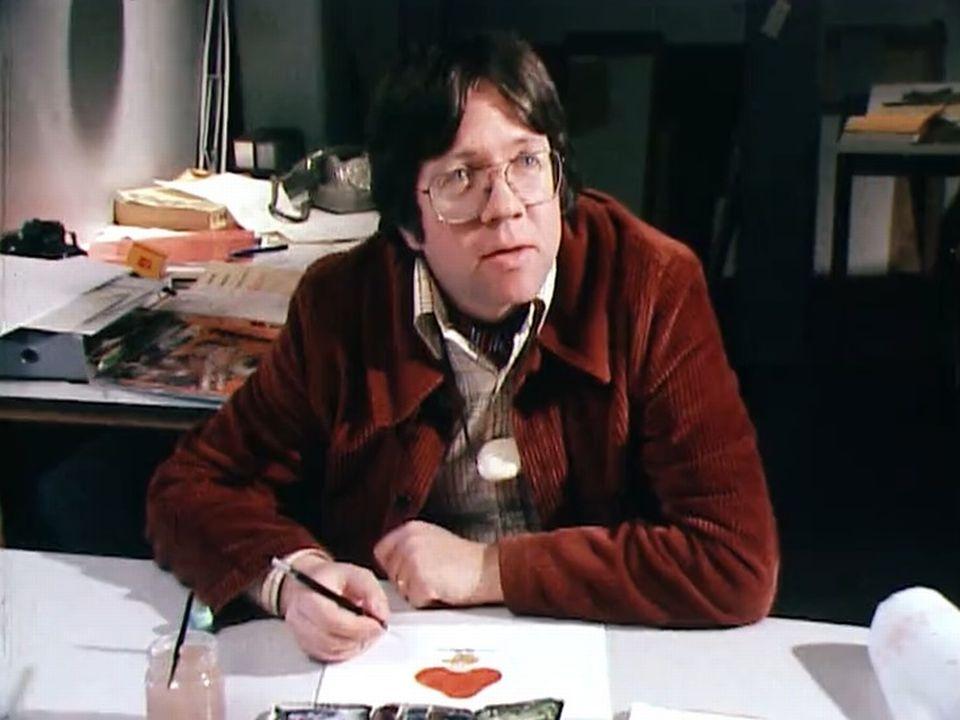 Etienne Delessert crée le personnage Yok Yok, en 1979 [TSR]
