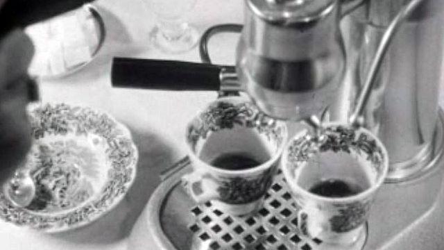 Des machines à café comme on n'en fait (presque) plus.