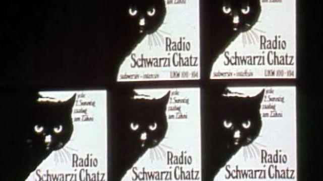 La chasse aux radios pirates en Suisse est ouverte.