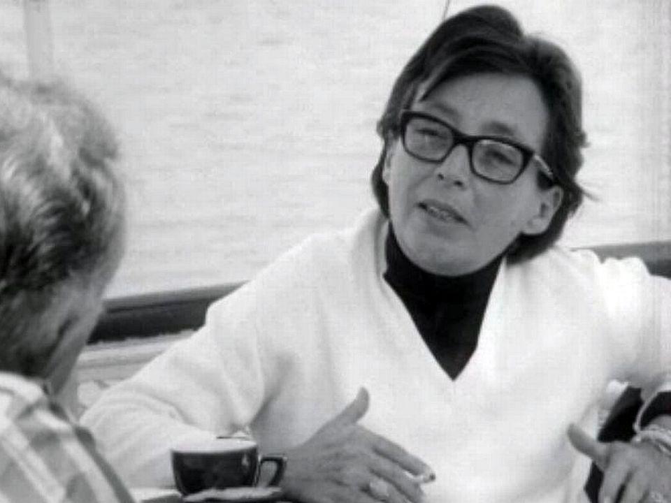 Marguerite Duras a coréalisé le film La Musica : reportage.