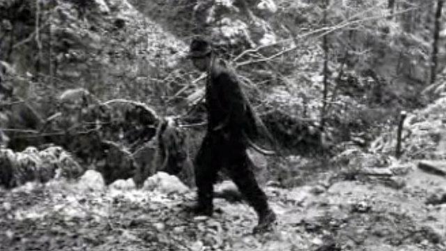 Le père Piqueret vit en ermite dans la forêt de Grandval.