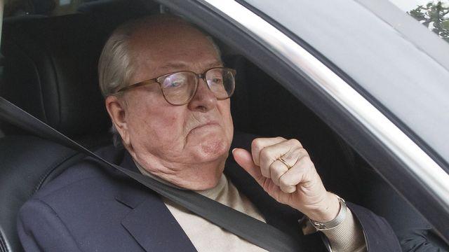 Jean-Marie Le Pen. [Michel Euler - AP/AFP]