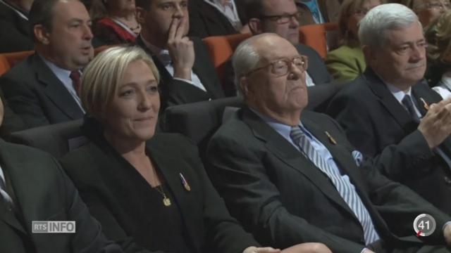 Jean-Marie Le Pen a refusé de répondre à la convocation du FN [RTS]