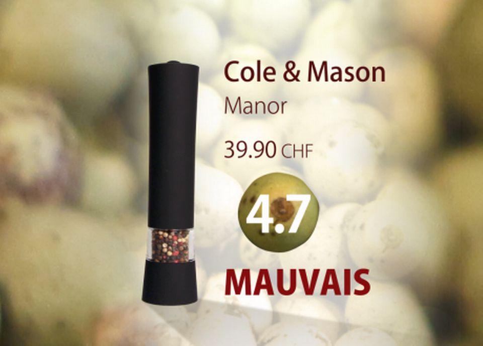 Cole & Mason [RTS]