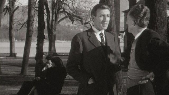 Henri Colpi dans l'émission Le Cinéma et ses hommes [RTS]