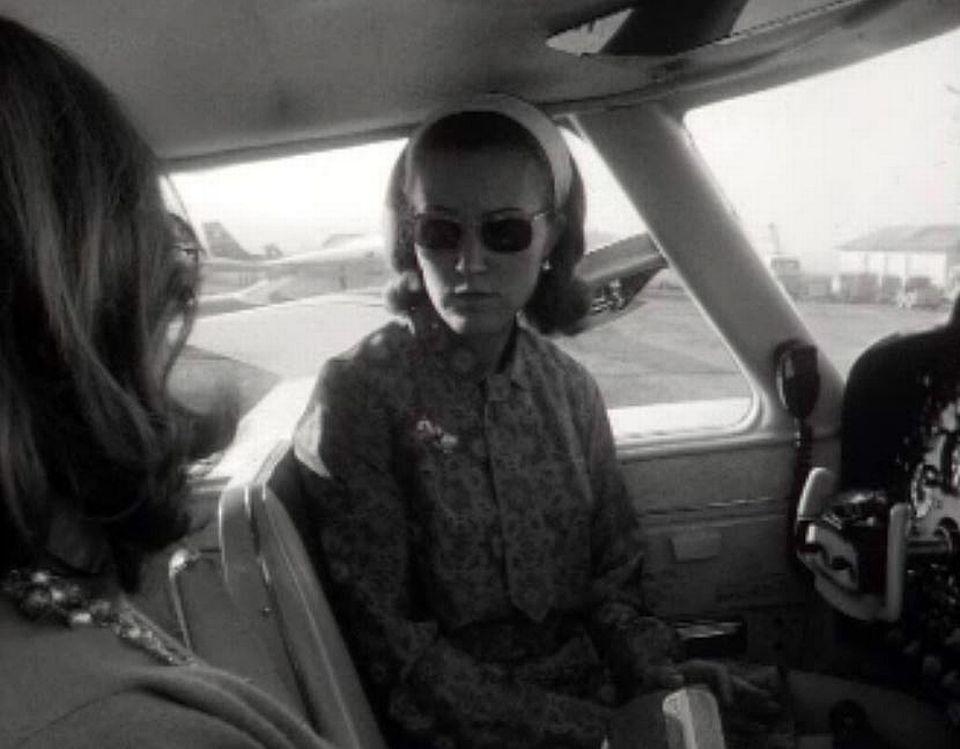 Impossible pour Ursula Buehler de devenir pilote de ligne.