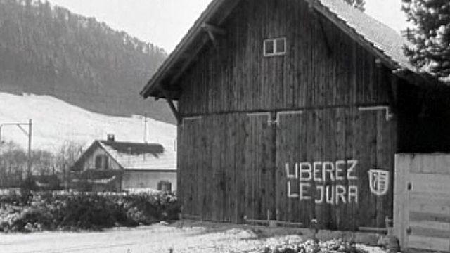 En 1962, les positions sur l'avenir du Jura semblent bloquées.