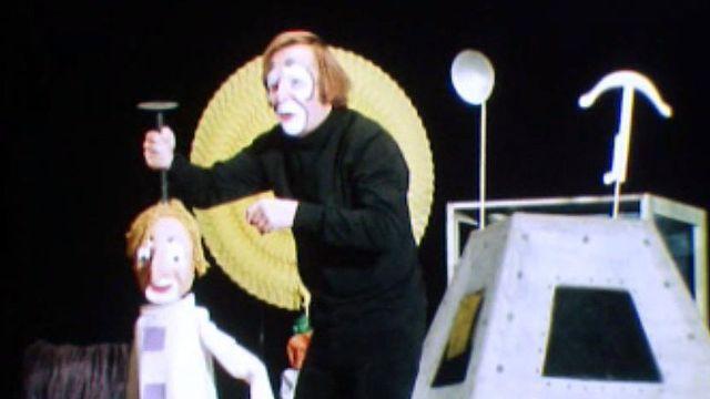 Un spectacle de marionnettes du Théâtre Populaire Romand.