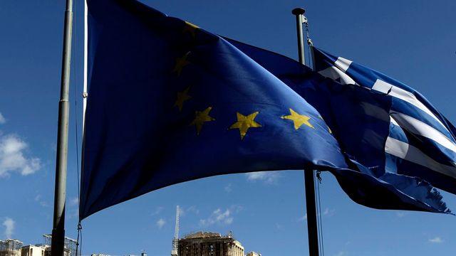 La Grèce proposera six mesures de réforme à l'Eurogroupe. [Orestis Panagiotou - EPA/Keystone]