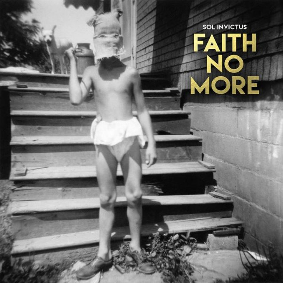 "La cover de ""Sol Invictus"" de Faith No More. [Ipecac]"