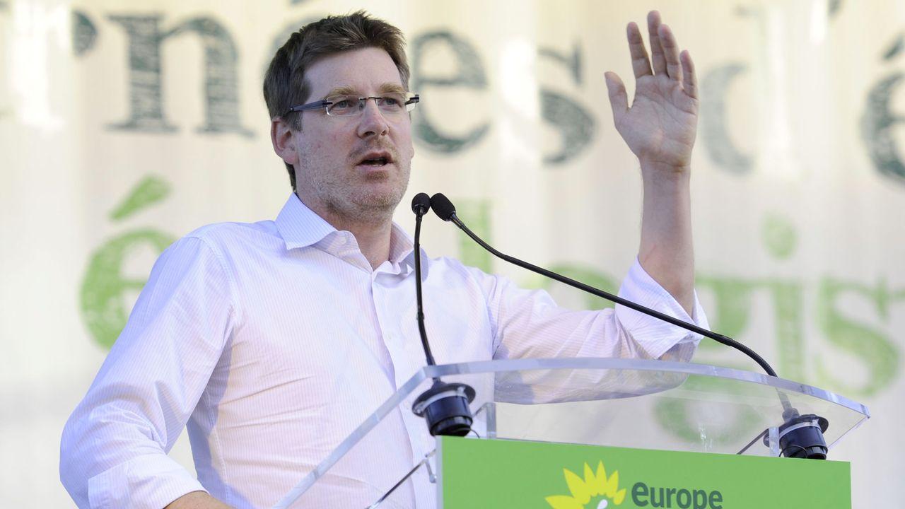 Pascal Canfin. [Franck Pennant - AFP]