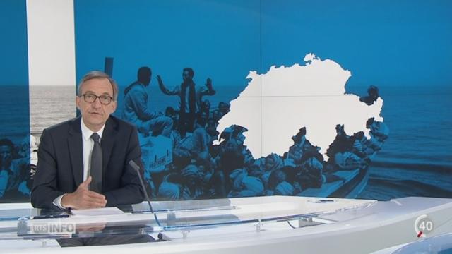 Décision de la Commission européenne: les précisions de Jean-Philippe Schaller [RTS]