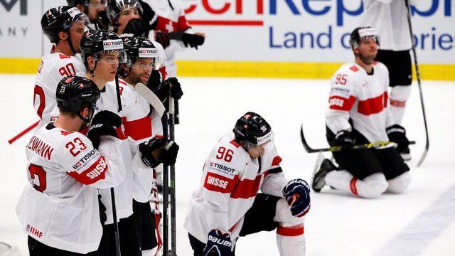 Les Suisses se sont inclinés 3-1 face aux Etats-Unis. [Armando Babani - Keystone]