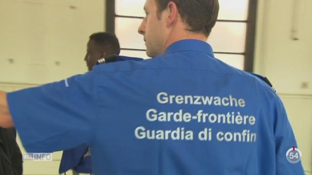 Le Tessin est une des destinations finales des migrants provenant d'Afrique [RTS]