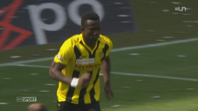 33e journée, FC Bâle - Young Boys (0-0): malgré un match nul Bâle remporte son 18e titre national [RTS]