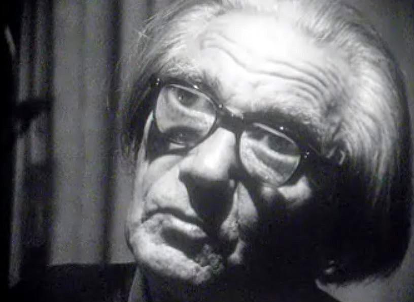 Ludwig Hohl - rts.ch - Voix au chapitre