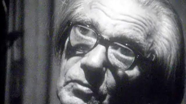 Ludwig Hohl s'exprime sur les raisons qui le poussent à écrire.