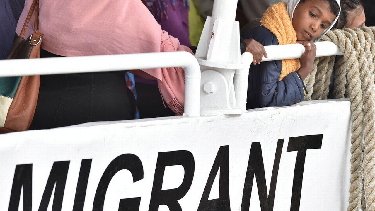L'UE va lancer une opération navale contre les trafiquants en Méditerranée [AP Photo/Carmelo Imbesi - Keystone]