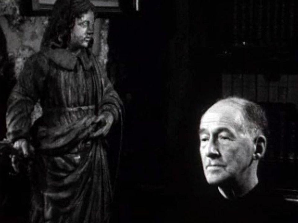 Un visite à l'alchimiste du mal qui nous parle de sa femme Elyse.