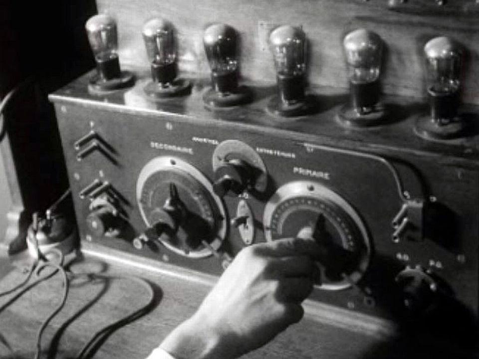 La première émission de radio diffusée en direct de Suisse