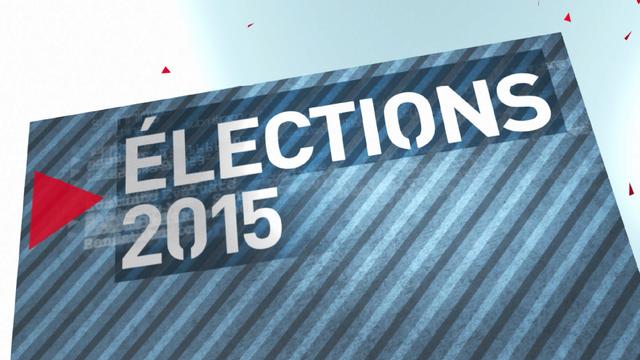 Élections fédérales 2015. [RTS]