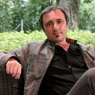 Gianni Haver, professeur de sociologie de l'image et d'histoire sociale des médias à l'Université de Lausanne. [Vincent Veillon - RTS]