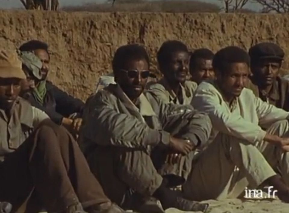 Images d'Érythrée - 6 mars 1975. [INA]