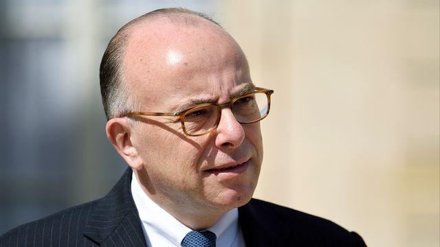 Le ministre français de l'Intérieur Bernard Cazeneuve. [Eric Feferberg - AFP]