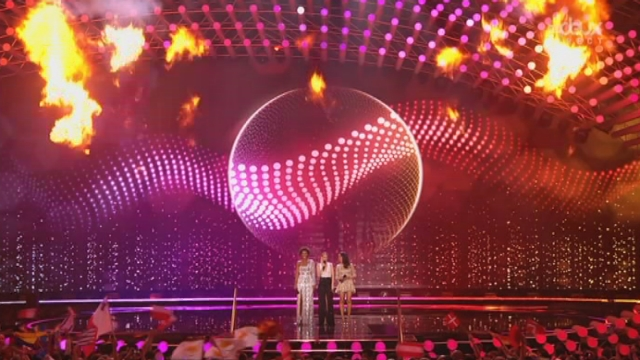 Eurosong: 2ème demi-finale internationale 2015