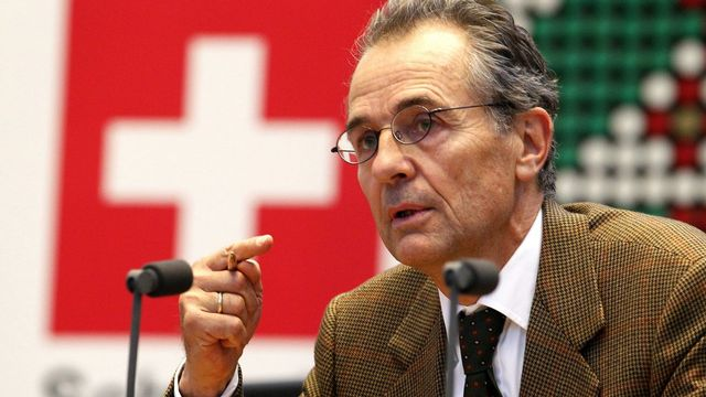 Tim Guldimann, ambassadeur suisse en Allemagne. [Roland Weihrauch - EPA/Keystone]