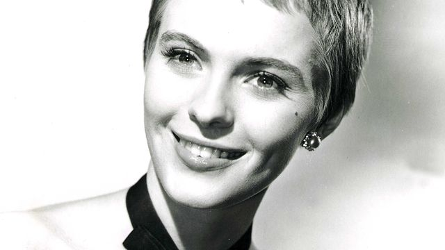 L'actrice Jean Seberg. [Kobal / The Picture Desk]