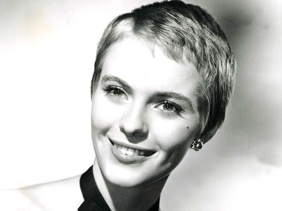 L'actrice Jean Seberg. [Kobal / The Picture Desk]
