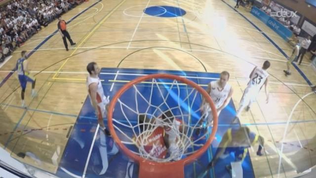 Basket - LNA: les Lions de Genève sont devenus champions de Suisse [RTS]