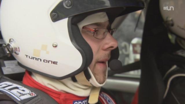 Rallye du Chablais: reportage sur deux frères passionnés d'automobile, originaires de Moutier (BE) [RTS]